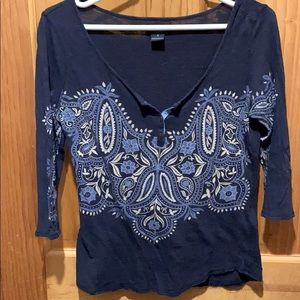 Women's Lucky Size Small Shirt
